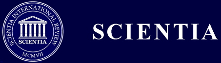 SCIENTIA - International Review of Scientific Synthesis